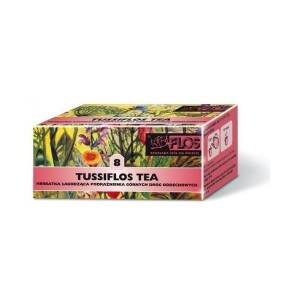 TUSSIFLOS 8 TEA 25FIX