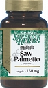 SWANSON Saw Palmetto extract 160mg 120gels