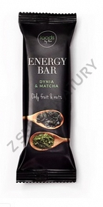 Energy Bar Dynia & Matcha