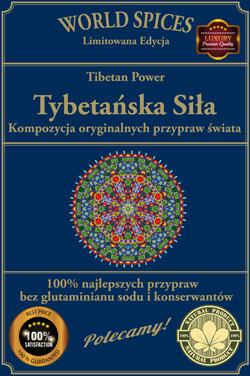 tybetanska sila przyprawa